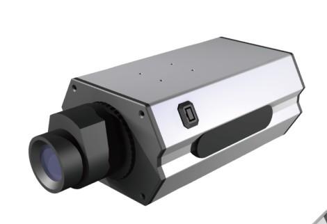 智能高清枪型网络摄像机