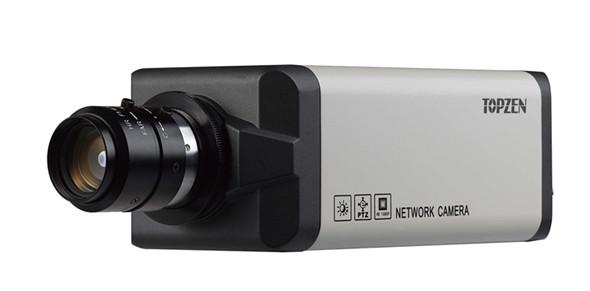 网络高清枪型摄像机