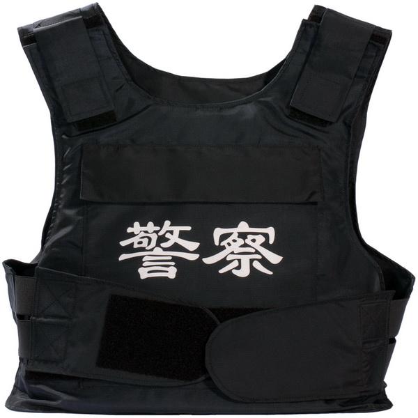 防弹防刺服