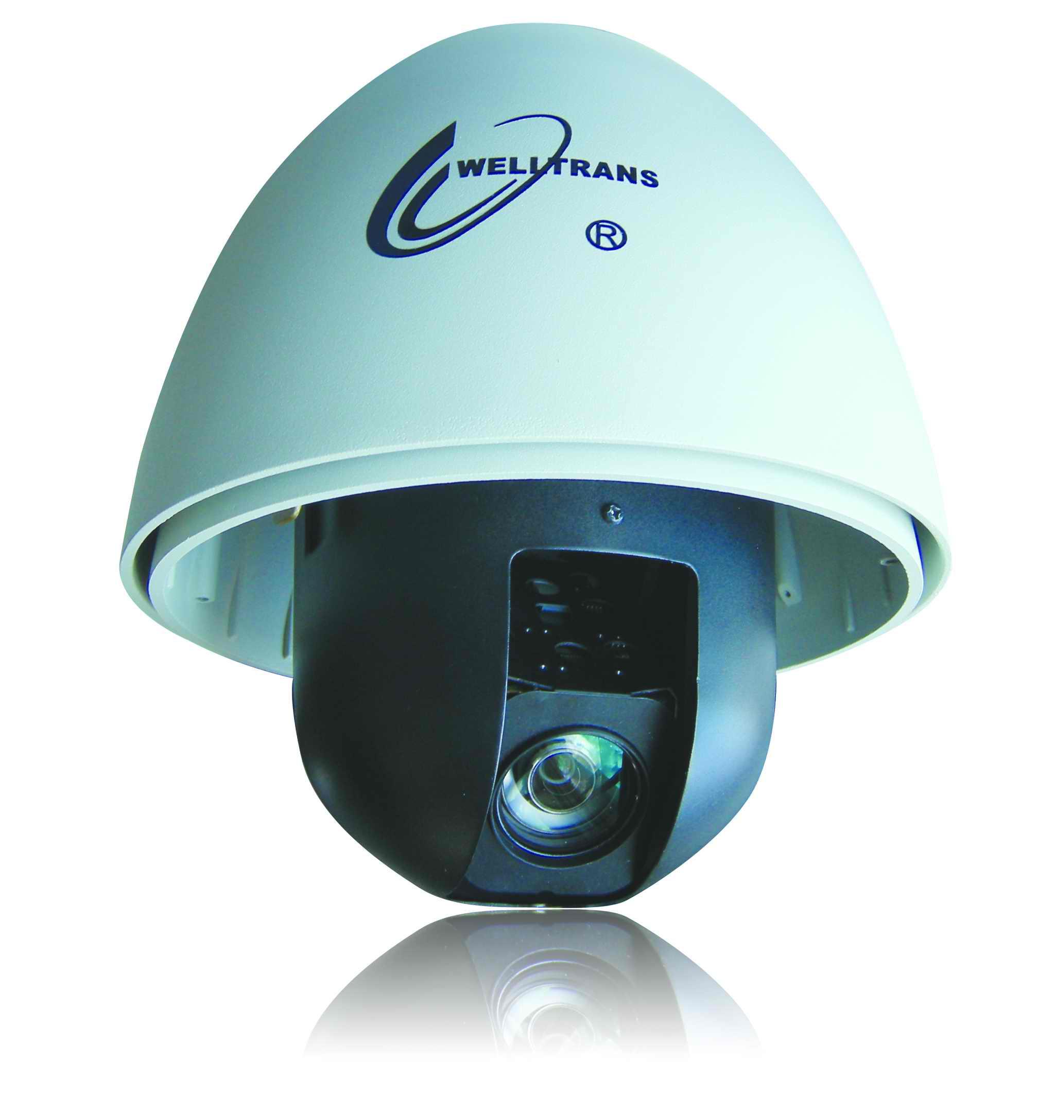 HD-SDI智能高速球型摄像机