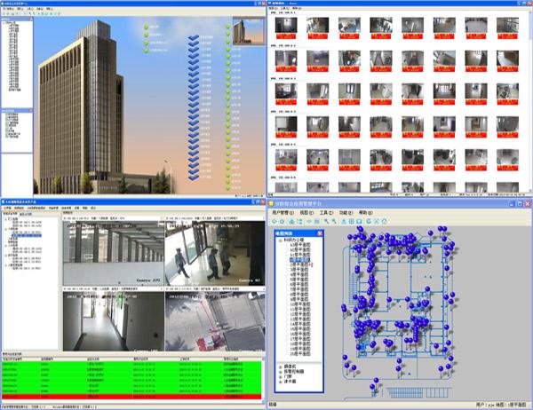 智能视频综合应用系统