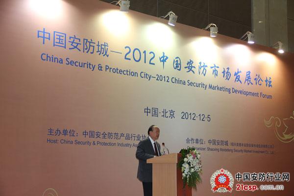 市场论坛-中国市场学会副会长丁俊发主题演讲