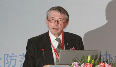 英国安防协会(BSIA)奥运项目总监David Evans演讲